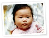 幼少期の写真